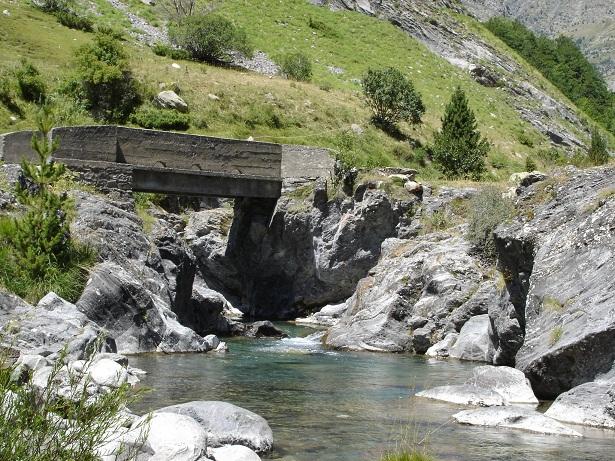 Pont Ordiso Ordesa Monte Perdido