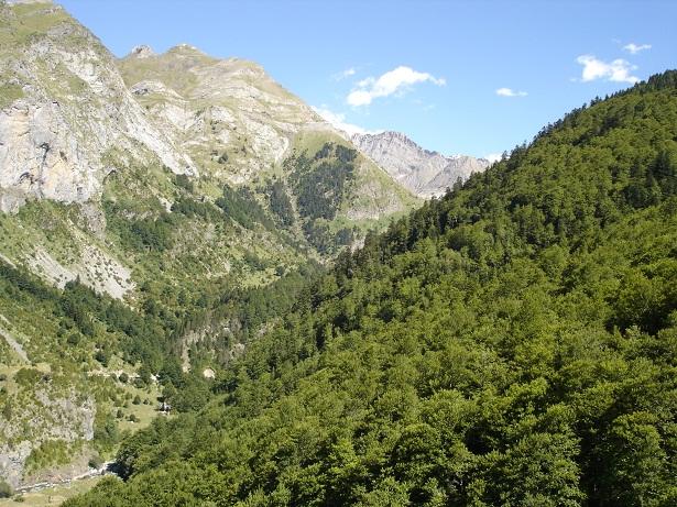 Vall riu Ara Ordesa Monte Perdido