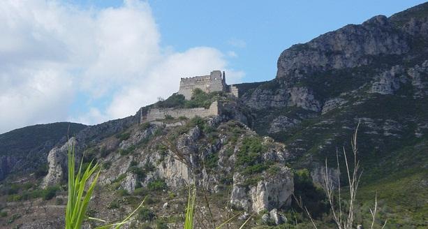 Castell de Perputxent l'Orxa
