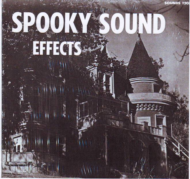 SPOOKY SOUNDS effects