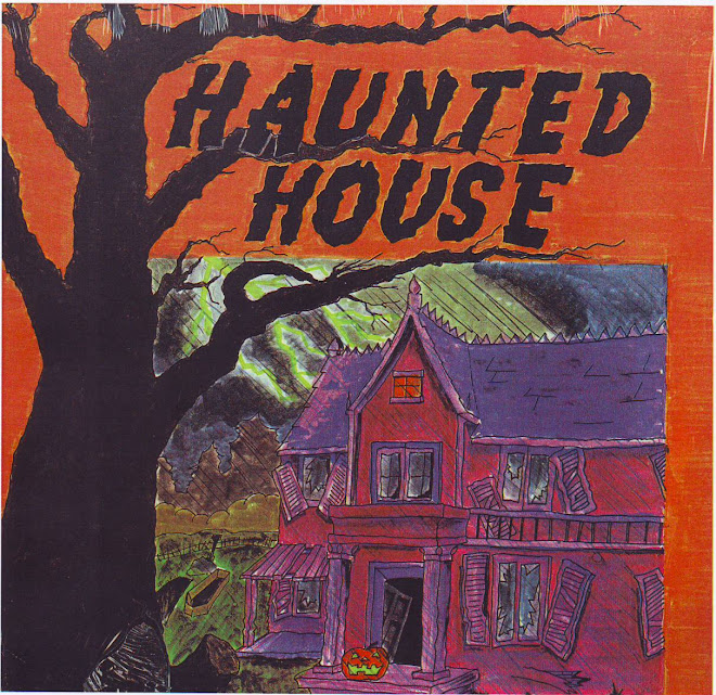 Bruitages d 39 horreur 33 45 tours halloween records for House music 1988