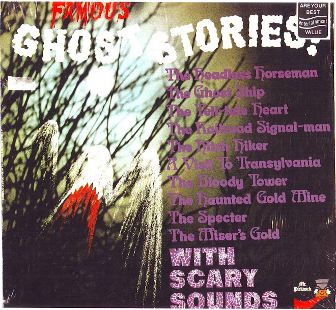 FAMOUS GHOST STORIES !