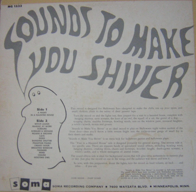 sounds to make you shiver ( soma record )