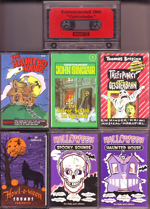 horror tapes