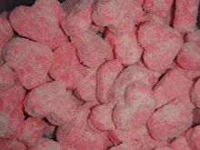 Snowy Heart Cookies