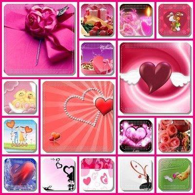 tarjetas de amor. poemas para san valentin.