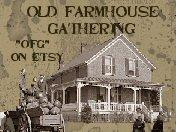 Old Farmhouse Gathering