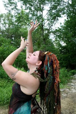 faerie dancing