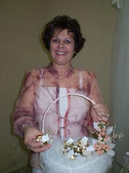 Eu em minhas bodas de Pérolas.