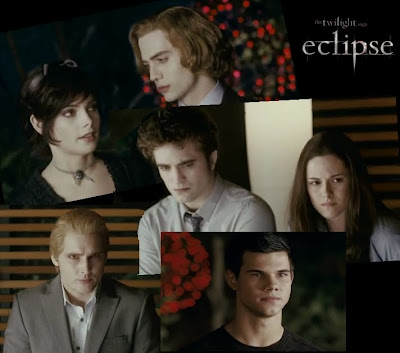 Crepúsculo Eclipse La película
