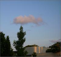 One cloud, one sky