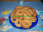 taralli dolci con vino cotto di fichi