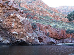 Ormiston gorge, west McDonald ranges, NT