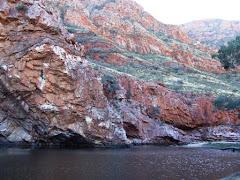 Ormiston gorge, west McDonald ranges, NT