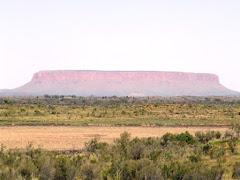 Mount Ebenezer, central NT