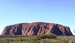 Uluru [northen face]