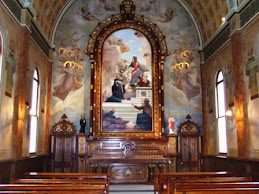 one of the chapels at New Norcia