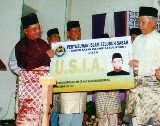 Timbalan YDP Pertubuhan Islam Seluruh Sabah