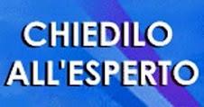 CHIEDILO ALL'ESPERTO