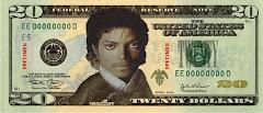Le nouveau billet de 20 dollars américain adopte le portrait de Michael Jackson