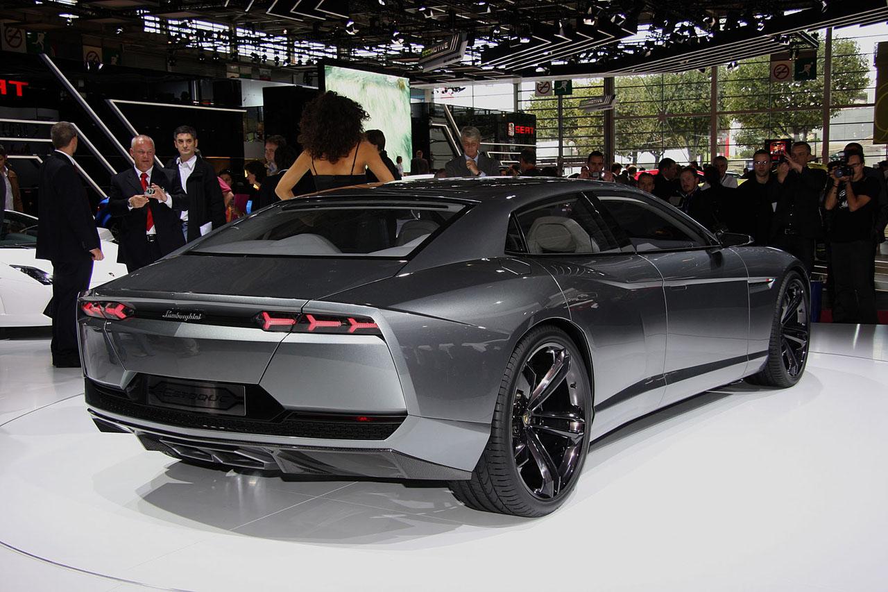 Me And Phred 2013 4 Door Lamborghini Estoque