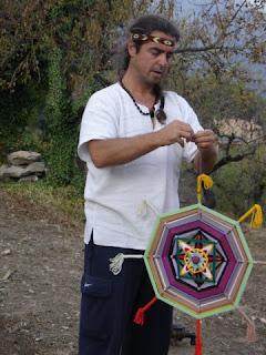 Традиционное искусство уичолей, источник www.solterreno.com