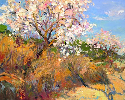 La primavera se viste de blanco- Ramón Vilanova