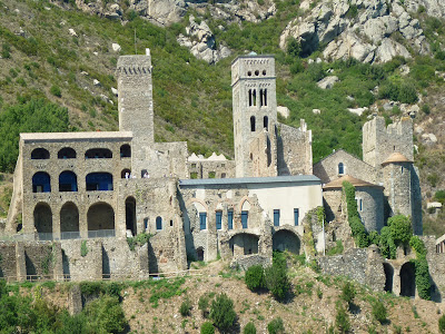 Monasterio de Sant Pere de Rodes