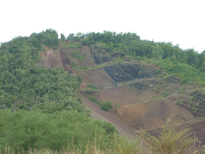 volcan minero