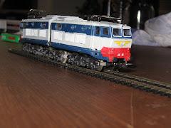e656 modellino