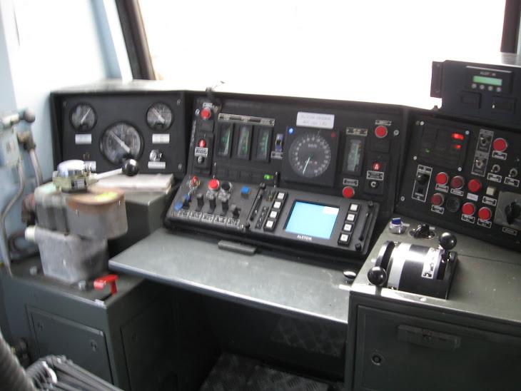 cabina Aln 562