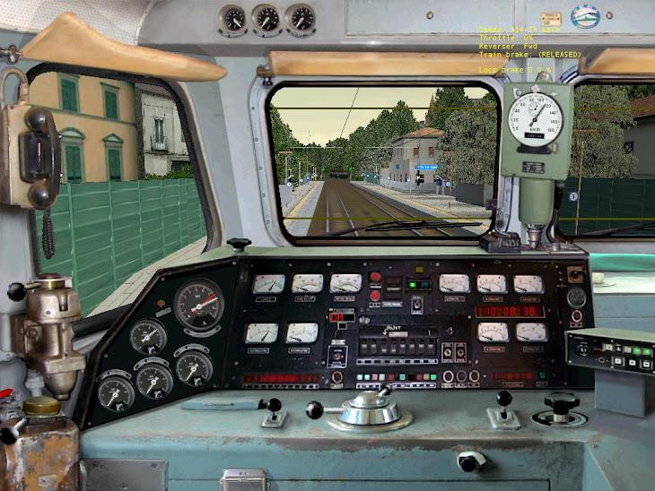 cabina e656.262