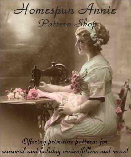 Homespun Annie's Pattern Shop