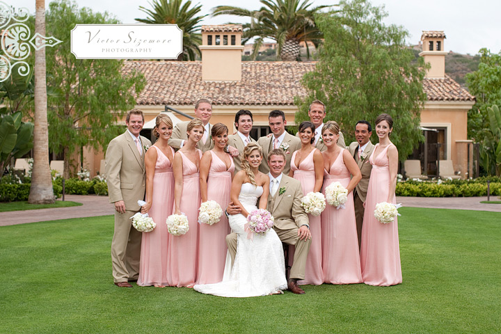 Jw impressions the blog trend alert pale pink gold for Pink and gold wedding dress