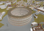 La Rome antique dans Google Earth