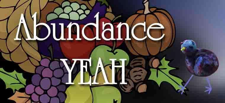 Abundance Yeah