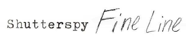 Shutterspy Fine Line