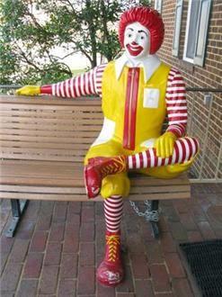 Ronald Mcdonald Real Ronald | RM.