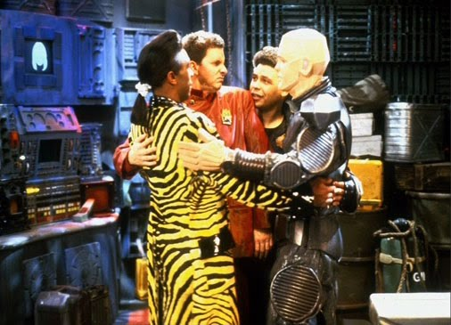 red dwarf original-#17