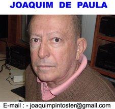 Joaquim de Paula - Paranavaí (PR) - Brasil