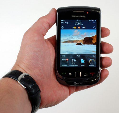 Blackberry 9800 torch review: langkah besar ke depan