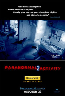 Paranormal Activity 2 Movie poster Free Download