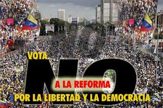 Venezuela ¡Vota NO!