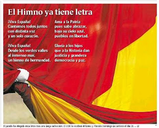 Churro himnno eZPañol
