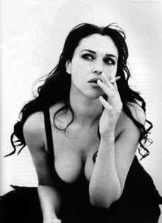 Monica de mis amores y sudores