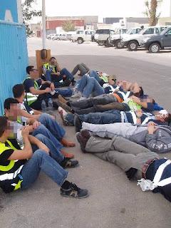 Policias con trato inhumano por el PSOE