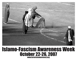 Islamo-Fascism Awareness Week