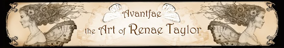 AvantFae the art of Renae Taylor