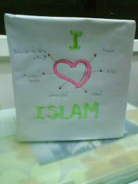 apa ertinya aku menganut ISLAM