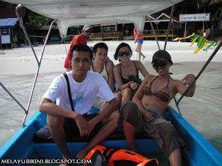 Gambar Bogel Cuti Cuti Malaysia with Malay Bikini   gambarmelayuboleh.org